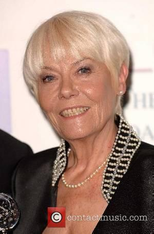 Wendy Richard  British Soap Awards - pressroom London, England - 26.05.07
