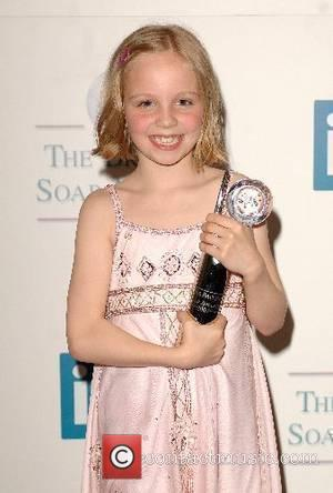 Eden Taylor-Draper  British Soap Awards - pressroom London, England - 26.05.07