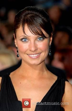 Emma Barton British Soap Awards - Arrivals England - 26.05.07
