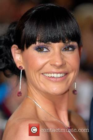 Lucy Pargeter British Soap Awards - Arrivals England - 26.05.07