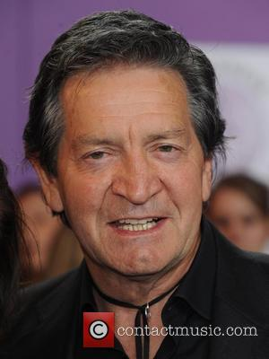 Patrick Mower The Soap Awards at the BBC - Arrivals London, England - 03.05.08