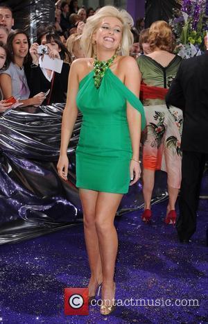 Gemma Merna  The Soap Awards at the BBC - Arrivals London, England - 03.05.08