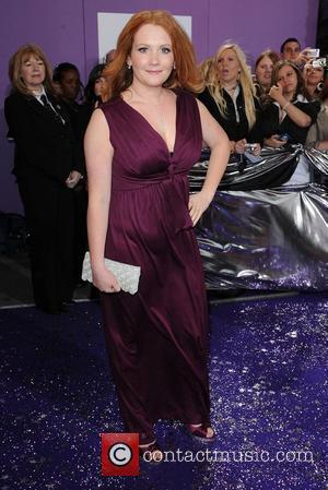 Jennie McAlpine The Soap Awards at the BBC - Arrivals London, England - 03.05.08