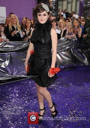 Loui Batley The Soap Awards at the BBC - Arrivals London, England - 03.05.08