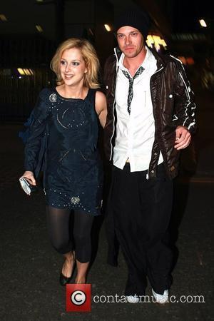 Gemma Bissix arrives at her hotel after the Soap Awards London, England - 03.05.08