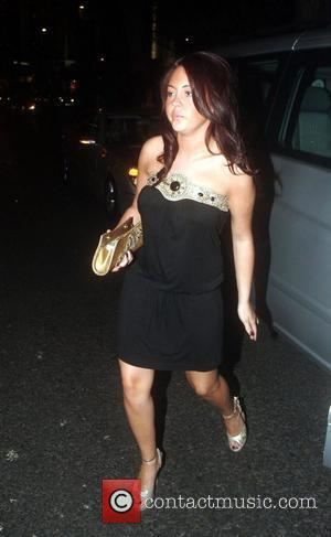 Lacey Turner Celebrities arrive at their hotel after the Soap Awards London, England - 03.05.08