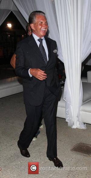 George Hamilton Sober Day USA 2008 hosted by The Brent Shapiro Foundation for Alcohol and Drug Awareness - Arrivals Beverly...