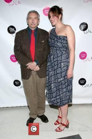 Edward Albee, Sarah Benson Soho Rep's 2007 Spring Gala at 101 Riverviews. New York City, USA - 14.05.07