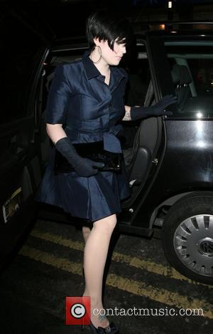 Kelly Osbourne,  Charity fundraising party in aid of the Stroke association held at the Soho Revue Bar London, England...