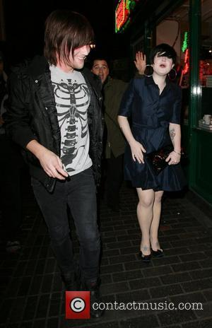 Kelly Osbourne, Soho Revue Bar, Brian Friedman
