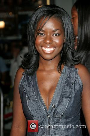 Camille Winbush 'Somebody Help Me' world premiere at Grauman's Chinese Theatre Hollywood, California - 25.10.07