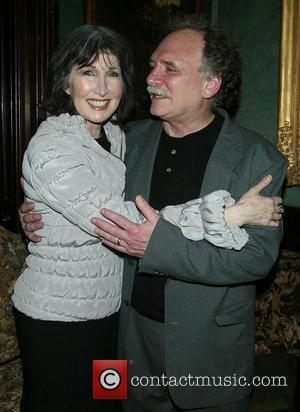 Joanna Gleason and Willy Holtzman