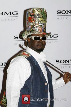 T-Pain Sony/BMG Grammy After Party  - Arrivals  held at the Beverly Hills Hotel Beverly Hills, California - USA - 10.02.08