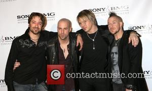 Chris Daughtry, Bmg, Grammy Awards and Grammy