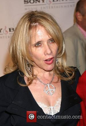Rosanna Arquette Attending the Sony BMG Post Grammy Party at the Beverly Hills Hotel Beverly Hills, California - 10.02.08