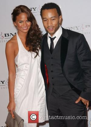 John Legend The Sony BMG post-Grammy party to celebrate the 50th Annual Grammy Awards held at The Beverly Hills Hotel...