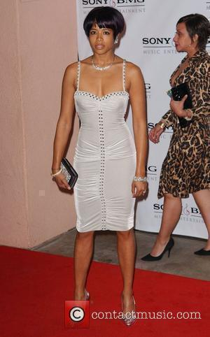 Kelis The Sony BMG post-Grammy party to celebrate the 50th Annual Grammy Awards held at The Beverly Hills Hotel Beverly...