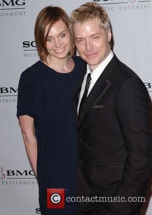 Chris Botti and Guest The Sony BMG post-Grammy party to celebrate the 50th Annual Grammy Awards held at The Beverly...