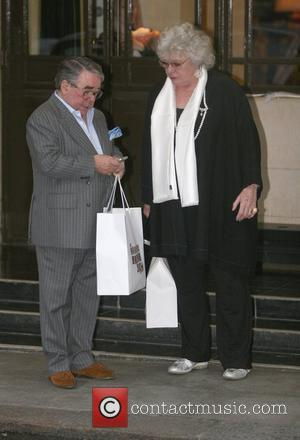 Ronnie Corbett and Anne Hart