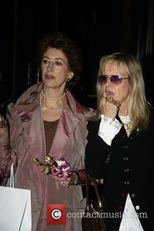 Twiggy and Maureen Lipman