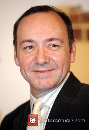 Spacey: 'I'm Finished With Acting'