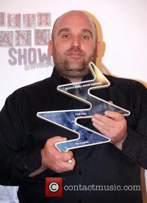 Shane Meadows The South Bank Show Awards at The Dorchester Hotel - Inside London, England - 29.01.08