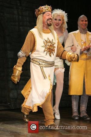 Jonathan Hadary and Monty Python