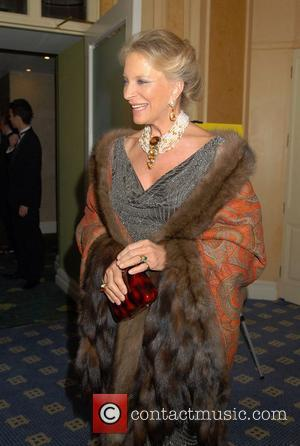 HRH Princess Michael of Kent,  2007 Sparks charity ball and Special tribute to charity Champion Jane Tomlinson at the...