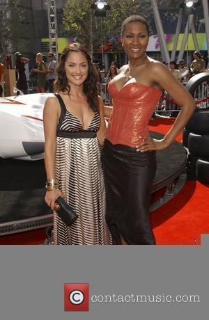 Minka Kelly and Nayo Wallace