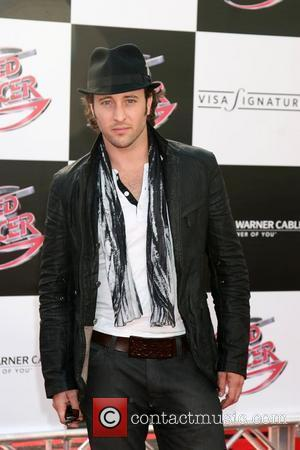 Alex O'Loughlin 'Speed Racer' premiere held at the Nokia Theater - Arrivals Los Angeles, California - 26.04.08