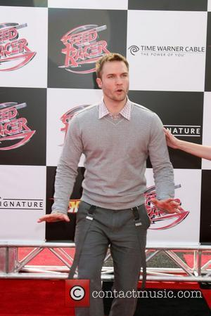 Scott Porter 'Speed Racer' premiere held at the Nokia Theater - Arrivals Los Angeles, California - 26.04.08