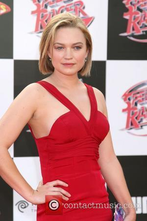 Sophia Myles 'Speed Racer' premiere held at the Nokia Theater - Arrivals Los Angeles, California - 26.04.08