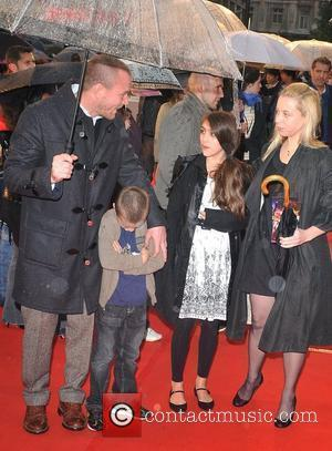 Guy Ritchie, Lourdes and Rocco
