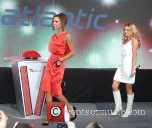 Victoria Beckham and Virgin