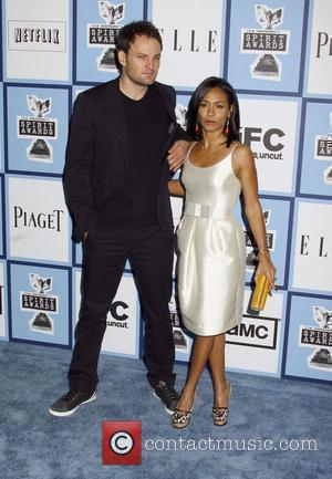 Jada Pinkett-smith and Jason Clarke
