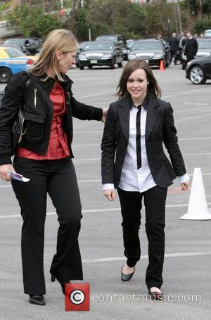 Ellen Page 2008 Film Independent's Spirit Awards at the Santa Monica Pier - Arrivals Santa Monica, California - 23.02.08