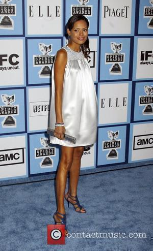 Keisha Whitaker 2008 Film Independent's Spirit Awards at the Santa Monica Pier - Arrivals Santa Monica, California - 23.02.08