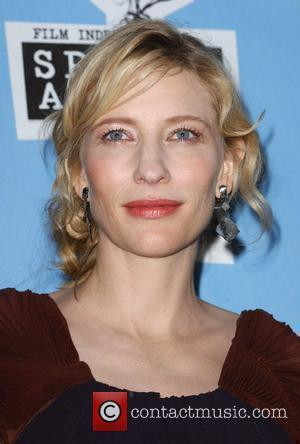 Blanchett Hints At More Kids, Return To Oz