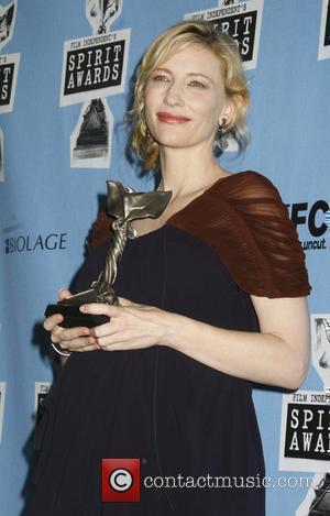 Santa Monica Pier, Cate Blanchett