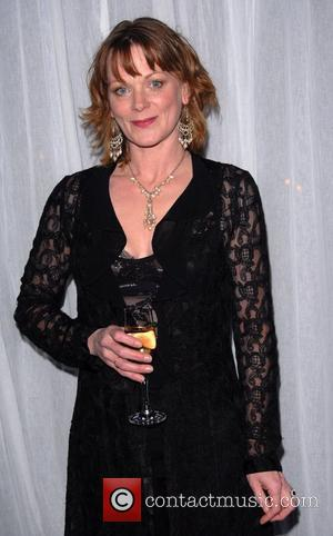 Samantha Bond Hampstead Theatre Spring Gala at the Nursery Pavilion, Lord's Cricket Ground London, England - 13.03.08