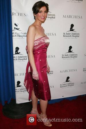 Alana De La Garza St. Jude's Children's Research Hospital Benefit held at Roseland New York City, USA - 24.04.08