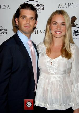 Donald Trump Jr and Vanessa Trump St. Jude's Children's Research Hospital Benefit held at Roseland New York City, USA -...