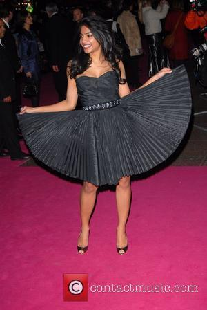 Amara Karan Premiere of 'St Trinian's' at Empire, Leicester Square - Arrivals London, England - 10.12.07