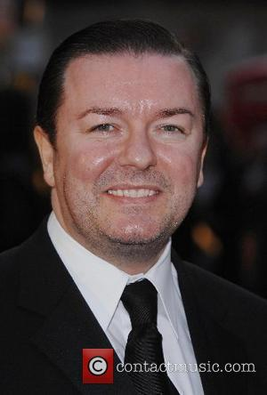 Merchant: 'I Don't Buy Gifts For Gervais'