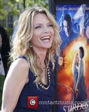 Pfeiffer Breast Talks For New Movie