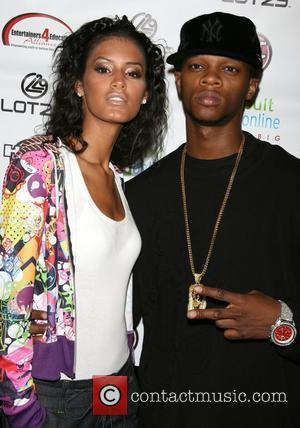 Jaslene Gonzalez and Papoose