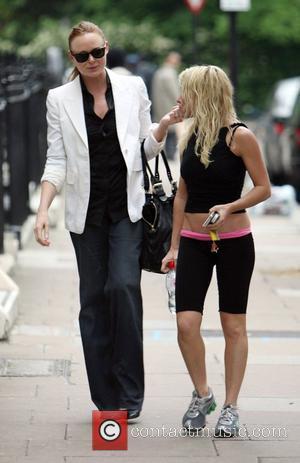 Stella Mccartney and Madonna