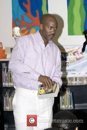 New York Knicks' Stephon Marbury promotes the Summer Reading Program 2007 at the New York Public Library New York City,...