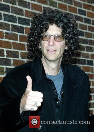 Howard Stern and David Letterman