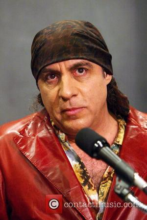 Steve Van Zandt Harris Interactive holds a press conference to release a new survey linking early music education to advanced...